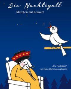 Die Nachtigal, Märchen von Anders
