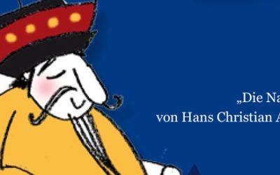 """""""Die Nachtigall"""" Flötenkonzert mit Märchen"""