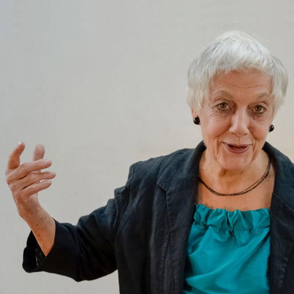 Gisela Marx Kabarettistin