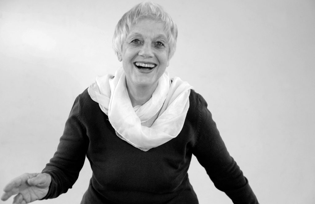 Gisela Marx, Schauspielerin